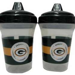 Green Bay Packers Sippy Cups