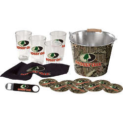 Mossy Oak Pint Glass Set