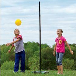 Kid's Outdoor Swingball Tetherball Set