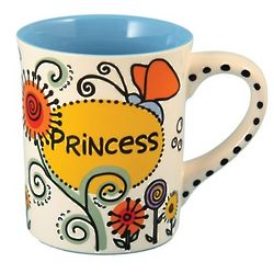 Princess No But I Get That A Lot Coffee Mug