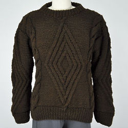 Mexicali Wool Pullover Sweater