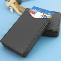 Leather Business Casual Card Case