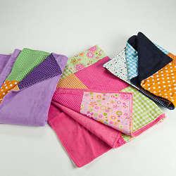 Homespun Baby Blanket