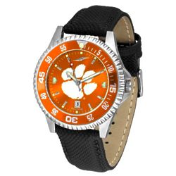 Men's Clemson Tigers Competitor Band Watch