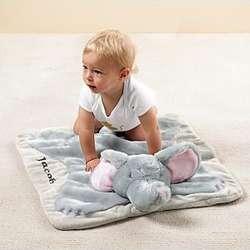 Baby Elephant Cuddling Mat