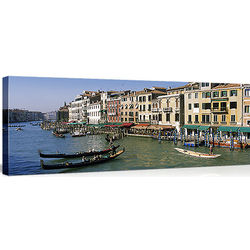 Grand Canal Venice, Italy Canvas