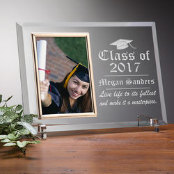 The Graduate Personalized Photo Frame