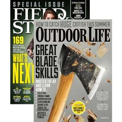 Field & Stream/Outdoor Life Combo Magazine Subscription