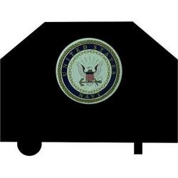 US Navy Black Grill Cover