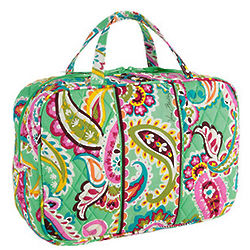 Vera Bradley Grand Cosmetic Case