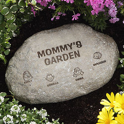 Our Loving Family Personalized Garden Stone