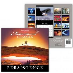 Successories Motivational 2014 Classics Wall Calendar