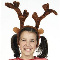 Deluxe Reindeer Antlers