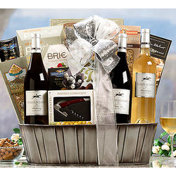 Steeplechase California Trio Gift Basket