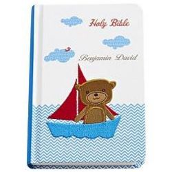 Personalized Precious Baby Bible