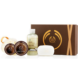 Small Coconut Pampering Gift Box