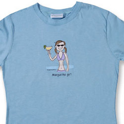 Margarita Girl T-Shirt