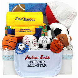 Personalized Future All-Star Gift Box