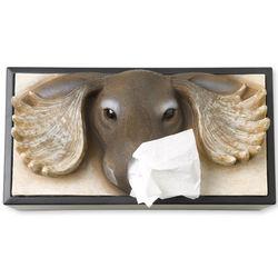 Moose Tissue Box Cover