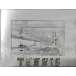 Tennis Aluminum Photo Frame
