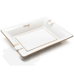 White Porcelain Ashtray