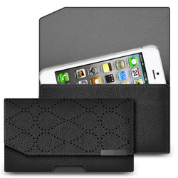 iPhone 5 Lady's Leather Wallet