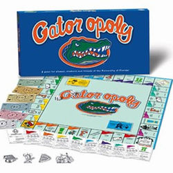 NCAA Monopoly Board Game