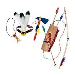 4-Piece Bow and Arrow Set