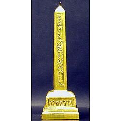 Obelisk Candle