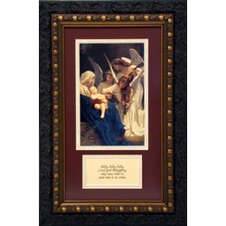 Song of Angels Picture with Prayer