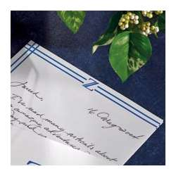 Initial Stationery Sheets And Envelopes