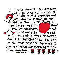 I Am The Teacher T-Shirt