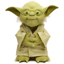 Yoda Talking Plush Toy