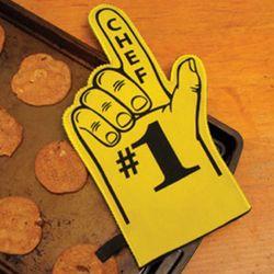 #1 Chef Oven Mitt