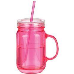 Freezable Pink Mason Jar