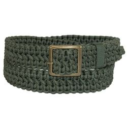 Paracord Braided Survival Belt