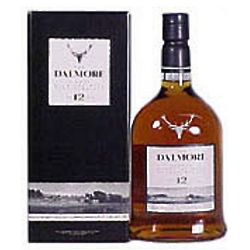 Dalmore 12 Yr. Old Single Malt Scotch Whiskey