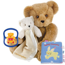 Cuddle Buddies Teddy Bear Gift Set