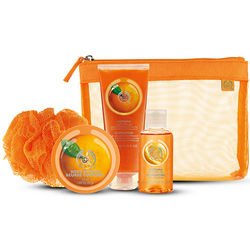 Satsuma Bath and Body Gift Bag