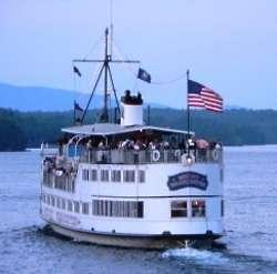 Mount Washington Dinner Cruise for 2