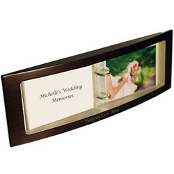 Wood Photo Album Frame
