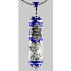 Jerusalem Star Blessing Pendant
