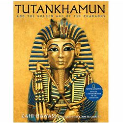 Tutankhamun and the Golden Age of the Pharaohs Book