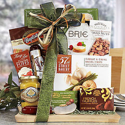 Cutting Board Collection Gift Basket