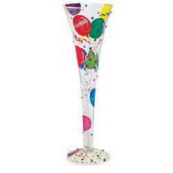 Celebrate Champagne Glass