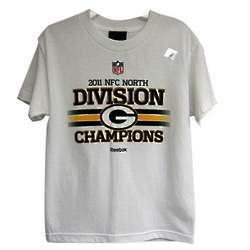 Packers Youth 2011 NFC North Champions T-Shirt