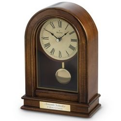 Bulova Hardwick Pendulum Clock