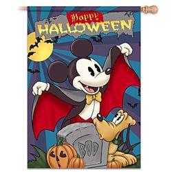Disney Happy Halloween Flag