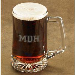Personalized Monogram Sports Mug