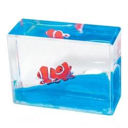Mini Tropical Fish Paperweight